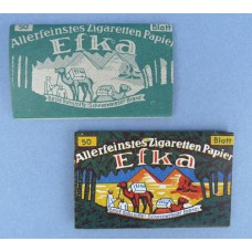 'Efka' Cigarette Papers