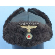 Kriegsmarine Winter Cap.