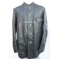 U-Boot & Panzer Crew Leather Jacket.
