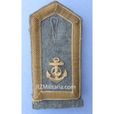 Kriegsmarine Grey Uniform Obermaat shoulder board.