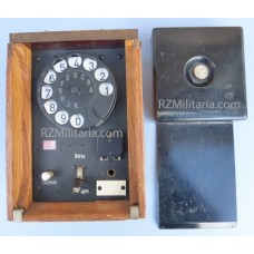 Dial Unit & Cover for 10 Line Switchboard (Tropical Issue).