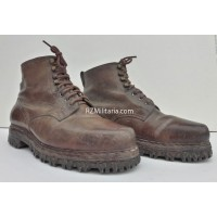 Brown Leather Mountain Boots 30s/40s.